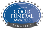 Good Funeral Guide - 2017 Award Finalist
